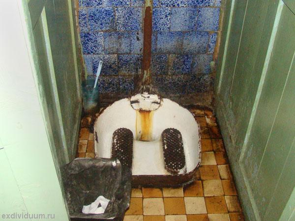 """Унитаз """"Проходите внутрь, не стесняйтесь"""". Туалет"""